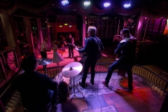 The Band Playing 3